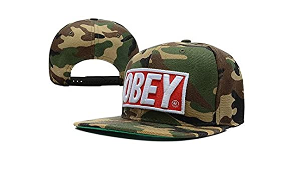 Poeta thove Adjustable Obey Snapback Gorra de béisbol for Mr and ...