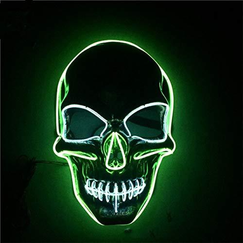 QZXCD Máscara de Halloween Máscara de Halloween ...