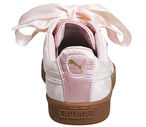 Puma Basket Cuore Velluto Wns 36673102, Si Accende La Rosa
