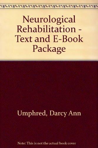 Neurological Rehabilitation - Text and E-Book Package