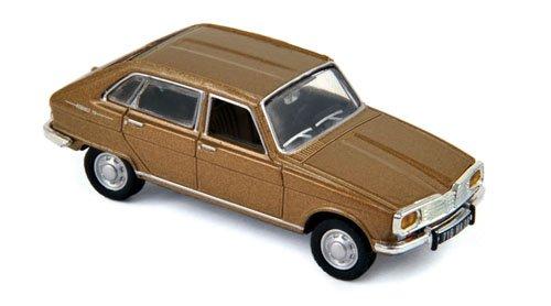 ★ ノレブ B (1/87) ルノー 16 TL 1969 ブロンズ 4台アソートセット(511688) NOREV ミニカーの商品画像