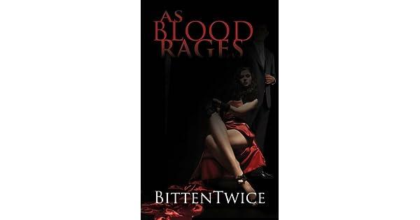 As Blood Rages (Macedo Ink Series Book 2)