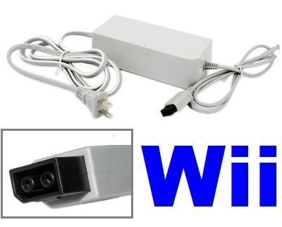 Nintendo Wii Game Console Wall Power Supply - Replacement AC Adapter