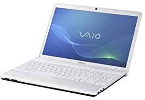"""Sony VAIO VPCEH2M0E/W - Portátil 15.5 """", Blanco"""