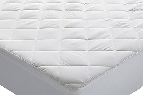 wholesalebeddings cool plush 100 bamboo fitted mattress pad topper twin extra long bedroom. Black Bedroom Furniture Sets. Home Design Ideas