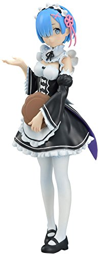 Sega-Starting-Life-in-Another-World-Rem-Premium-Figure