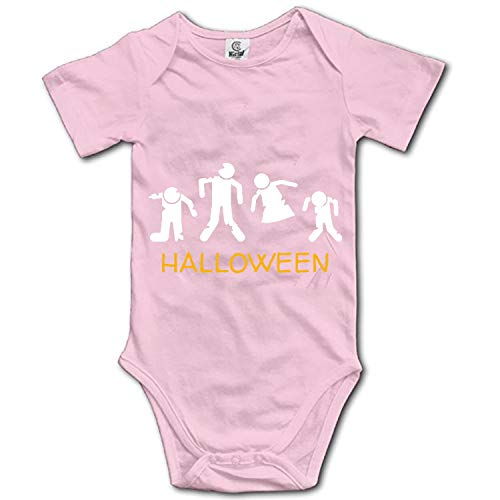(Funny Shirt Halloween Zombie Baseball Cap Gift Idea Romper)
