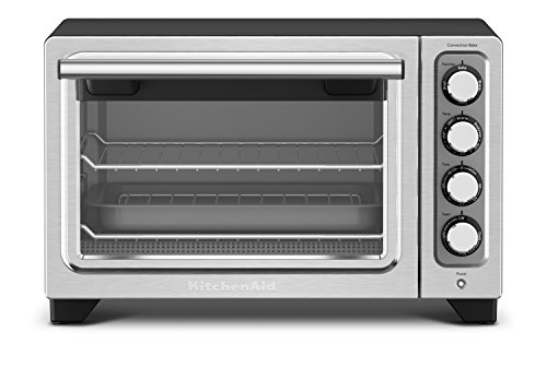 Kitchenaid Kco253bm 12 Inch Compact Convection Countertop