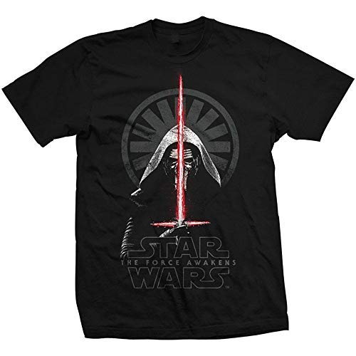 Star Wars - el Despertar de la Fuerza Kylo Shadow - Oficial Camiseta para Hombre -