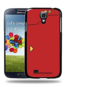 Case88 Designs Pokemon Pokedex Protective Snap-on Hard Back Case Cover for Samsung Galaxy S4