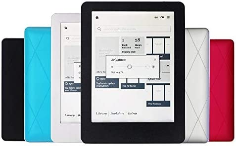 HUAI 4 Colores Lector de Libros electrónicos de Tinta electrónica de 6 Pulgadas 1024x768 eReader 2 GB Frente luz (Bundle : Only e Book Reader , Color : Pink) : Amazon.es: Juguetes y juegos