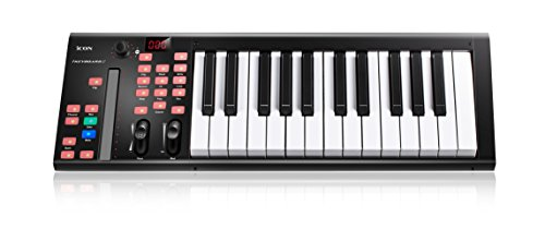 Icon Pro Audio Icon Ikeyboard 8X 88 Key Piano Keyboards with a Single Channel DAW Controller, 88 Note ICOK-IKEYBOARD8X