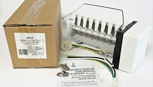 NEW 4317943 Refrigerator Icemaker