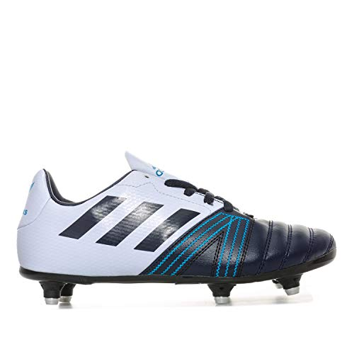 adidas Boy's Soft Ground Rugby Boots US4.5 Black