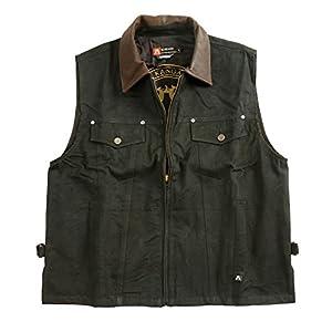 Men's Vest Classic Worker Style