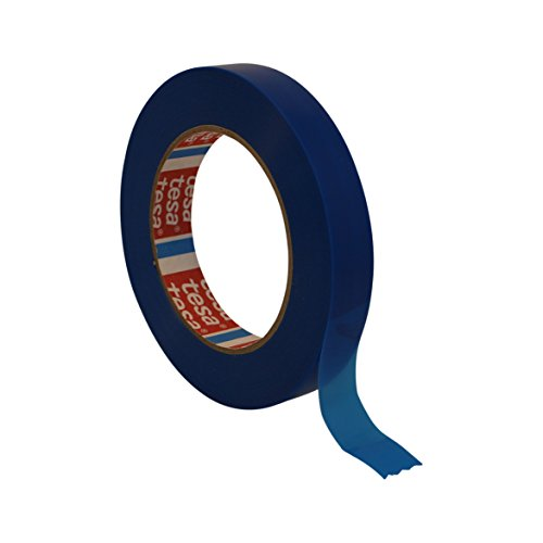 tesa 4298 Appliance-Grade Tensilised Non-Staining Strapping Tape: 3/4 in. x 60 yds. - Non Staining