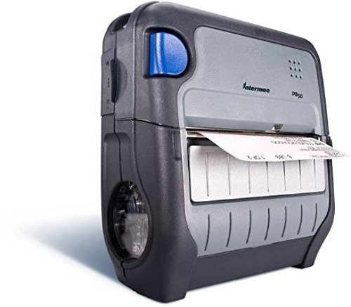Intermec PB50B21804100 PB50 Mobile Printer, WLAN, Liner L...