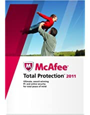 McAfee Total Protection 2011 - 3 Users