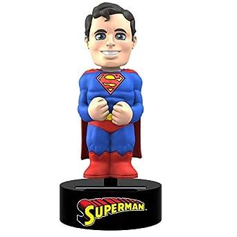 Superman - Pack de 12 figuras bailongas (Talla Única) (Superman ...
