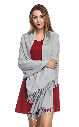 Écharpe Tendance Foulard Étole Accessoire Femme Top Châle Automne Cachemire Pashmina w6p5Eq5