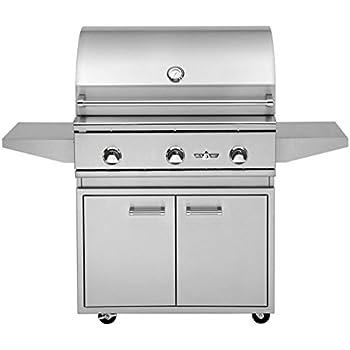 Amazon Com Delta Heat Grill On Cabinet Dhbq32g C L