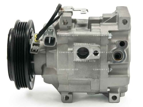 Amazon.com: 2000 - 2002 Toyota Echo New AC Compressor With 1 Year Warranty: Automotive