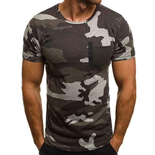 Pandaie Mens Blouse Shirts Men