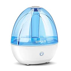 Cool Mist Humidifier - Humidifier for Be...