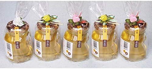 花兵養蜂農園産のアカシア蜜(250g)5本セット