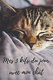 Mes 3 kifs du jour avec mon chat: Notez 3 kifs par