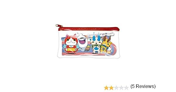 Yo-kai Watch- 0 Estuche portatodo con Material Escolar, 0 (CYP Imports GS-412-YK): Amazon.es: Juguetes y juegos