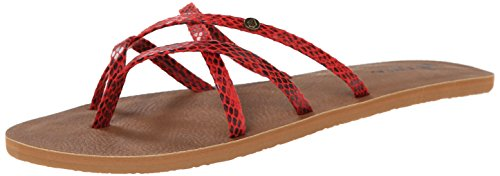 Rad Womens Sandals - Volcom Women's New School Dress Sandal, Rad, 5 M US