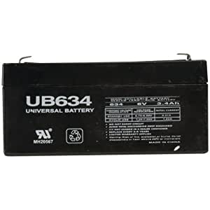 UB634 SEALD LEAD ACD BATT