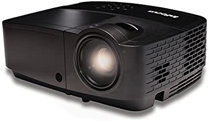 InFocus Corporation IN112a SVGA DLP Projector, HDMI, 3200 Lumens, 15000:1 Contrast Ratio, 3D