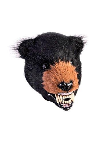 Forum Novelties Scary Bear Mask Realistic -