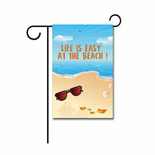 KafePross Sun Glasses with Maple Leaf on Sea Beach Garden Flag - Sunglasses For Discount Firefighters