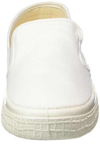 Unisex 01 Zapatillas Blanco Kawasaki Sab White Wei Slim Adulto q8StR