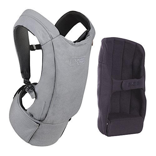 Mountain Buggy Juno Carrier Bundle, Charcoal by Mountain Buggy