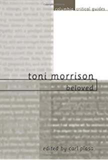 amazon com critical essays on toni morrison s beloved critical  toni morrison beloved columbia critical guides