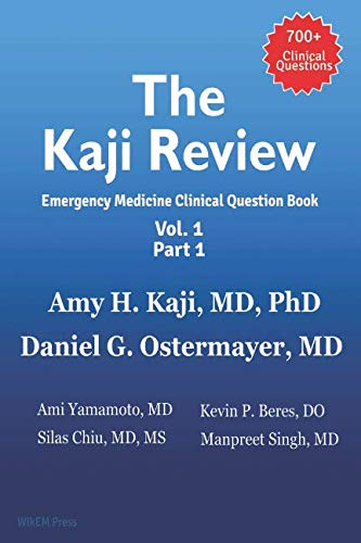 The Kaji Review Vol 1 Part 1: Print Edition
