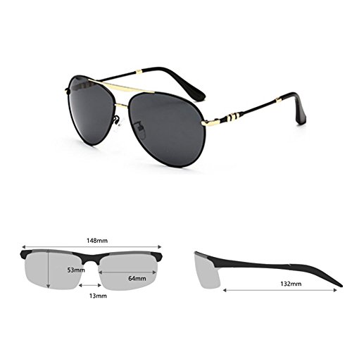 Gafas Style Mirror New Driver Polarizing Color Sunglasses de Driving 1 DT Sol 3 4gTwxSgq