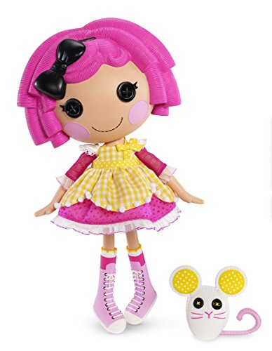 Lalaloopsy Crumbs Sugar Cookie Doll