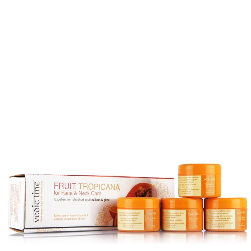 vedic-line-fruit-tropicana-for-face-neck-care-kit