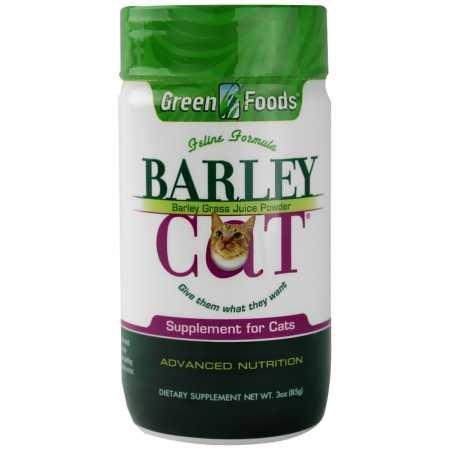 Barley Cat - 3 oz