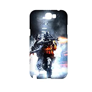 Generic Nice Back Phone Covers For Girls Print With Battlefield 4 For Samsung Galaxy Note2 Full Body Choose Design 1-6
