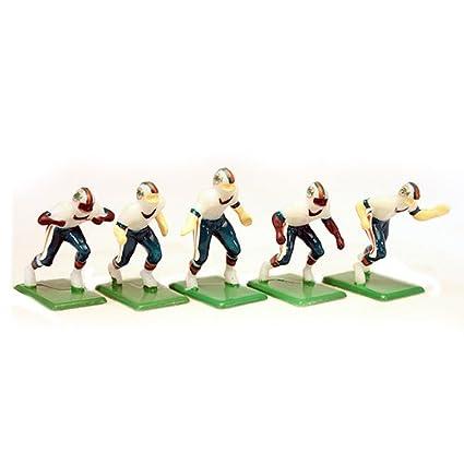 e99d700dda7 Amazon.com  Tudor Games NFL Away Jersey - Miami Dolphins Alternate Uniform  11 Electric Football Players  Toys   Games