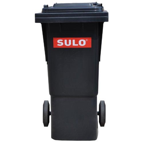 Sulo Müllgrossbehälter Fahrbar 60 Ltr Grau