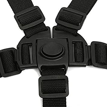 Stroller Harness Buckle and Children Toddlers Replacement Parts//Accessories to fit Burley Solstice Jogging Stroller Products for Babies