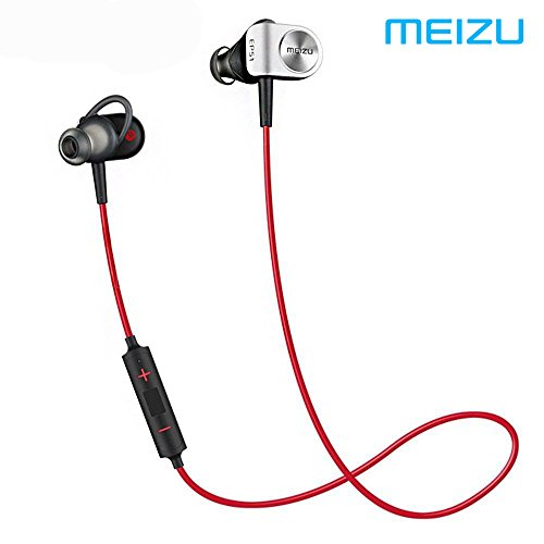 (EP51) Meizu Headphone Bluetooth Headphone Sports Earbuds Wireess Headphones With Mic In Ear Headphones Magnetic Earphone Sweatproof Light Headsets