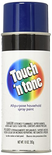Touch N Tone 55290830 10-Ounce Spray, Gloss Dark Blue
